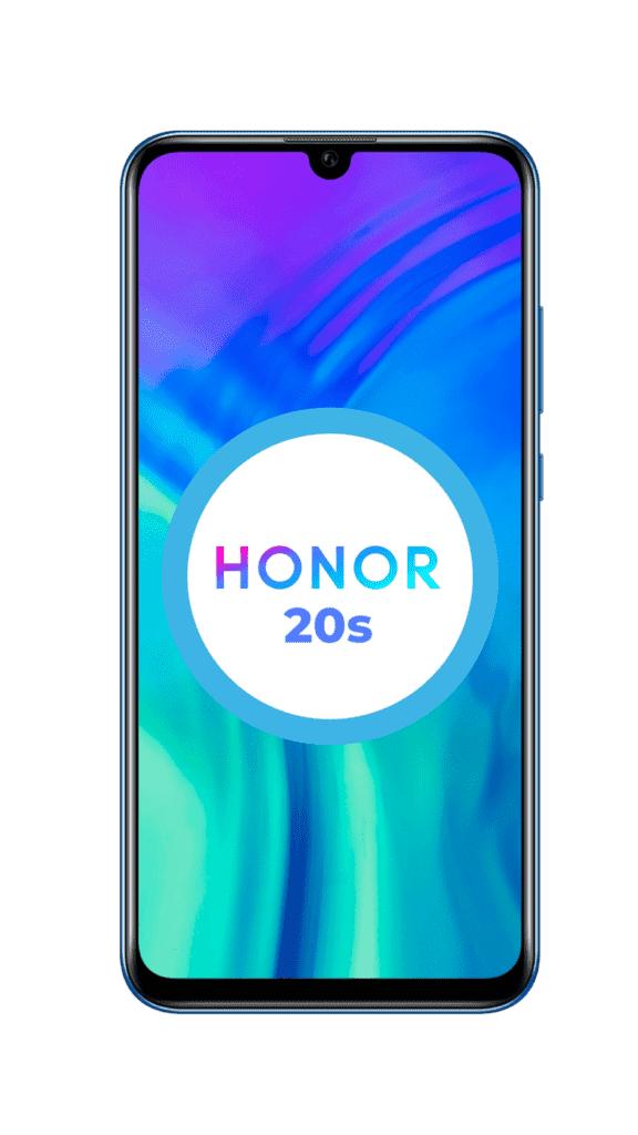 Ремонт телефонов Honor 20s