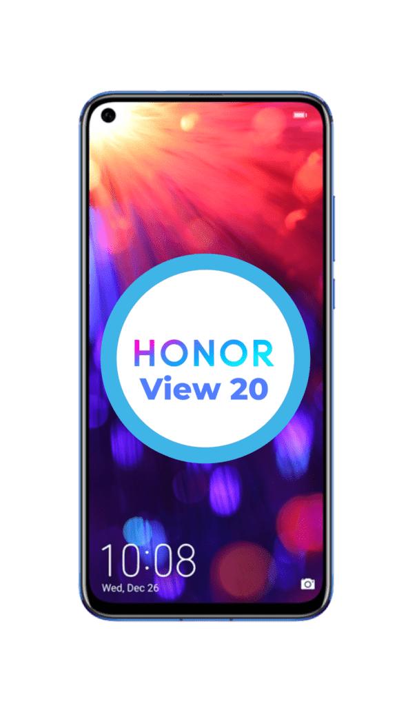 Ремонт телефонов Honor View 20